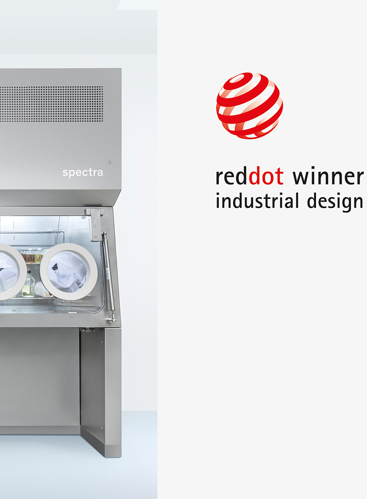 spectra - Reddot Design Award