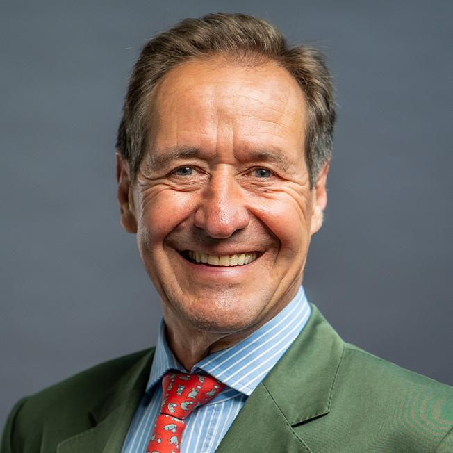 Gert Thönen Verwaltungsratspräsident