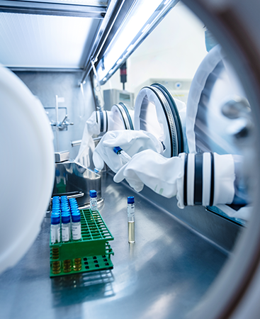 SKAN's biological indicator is a microbiological test system which can fit your individual process