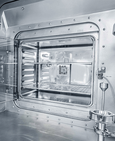 Cellana isolator, designed for the highest sterility assurance