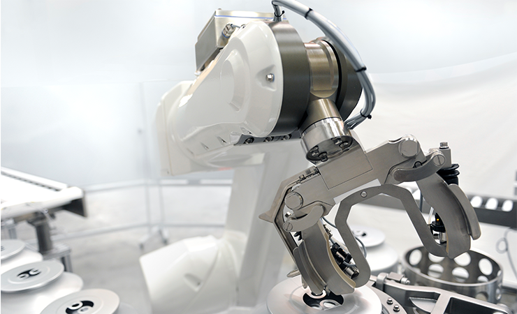 SKAN's integrated processes, customized solutions for robotic and automated systems