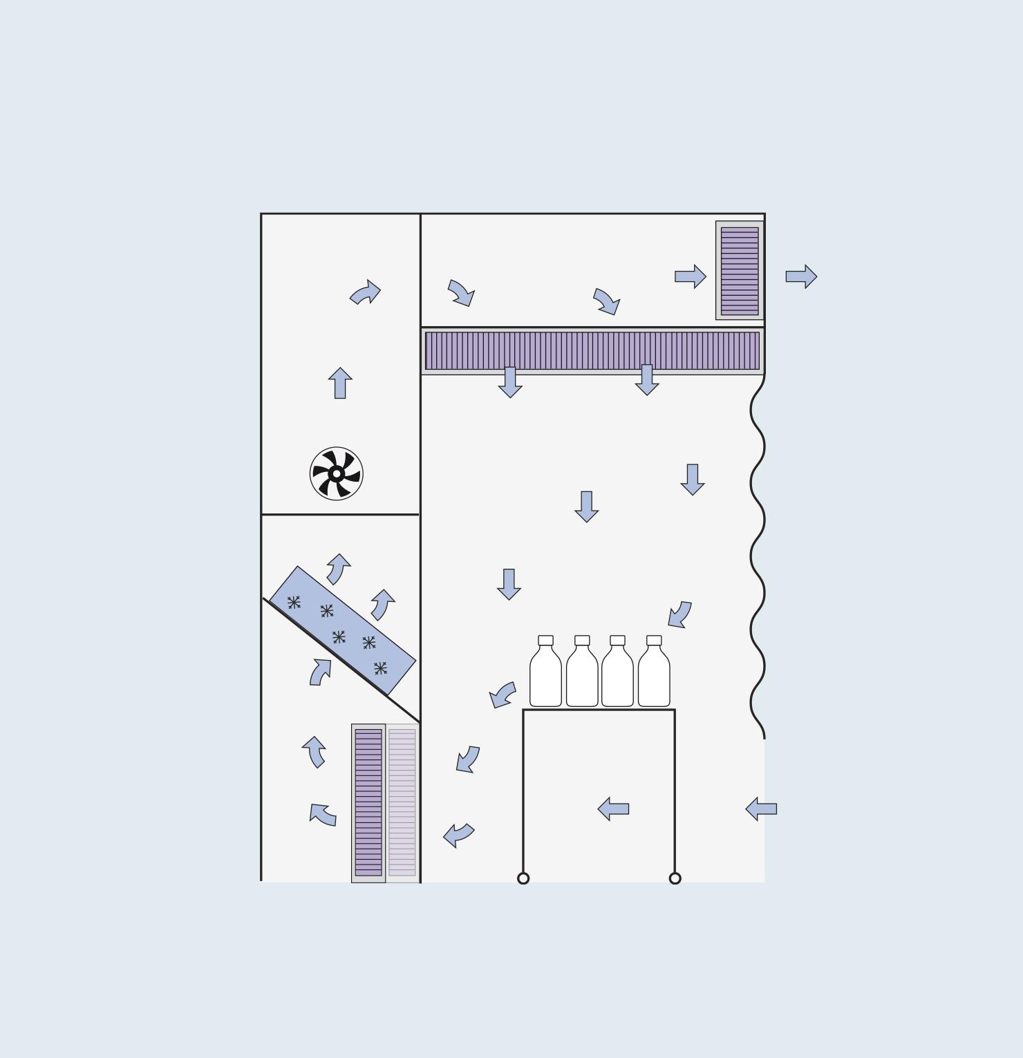 Powder Handling Cabinet