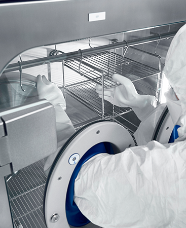 SKAN MTI is a guarantee for safe working environment for process and operator