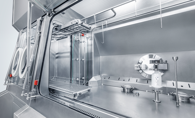the VarioSys isolator impresses with the new functionality and clear design
